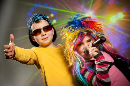 fiesta de karaoke