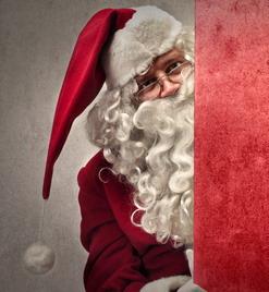 Santa Claus a domicilio